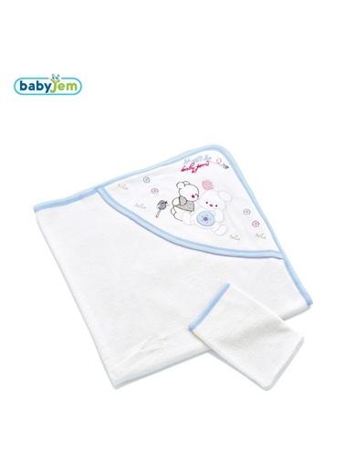 Babyjem Yeni Doğan Havlusu-Baby Jem